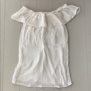 Aerie Off The Shoulder Dress, XS